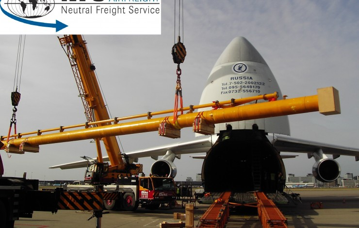 Neutral Airfreight Consolidation Services in the heart of Europe