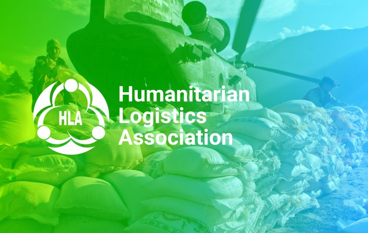 Strategic Partnership with Humanitarian Logistics Association